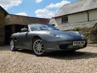 Porsche Boxster & Cayman for sale | Flat Six Classics